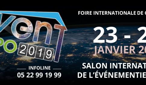 Event Expo – Salon International de l'événementiel et de la communication 2019
