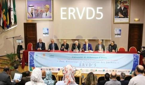 Le Congrès International « Eau, Recyclage et Valorisation des Déchets »